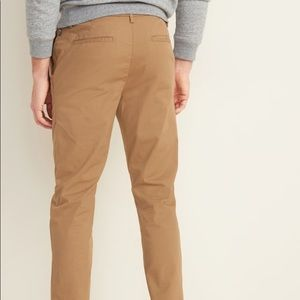 Mens khaki pants Straight Ultimate Slim